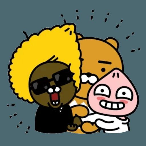 撚撚的Kakao Friends 99 - Sticker 19