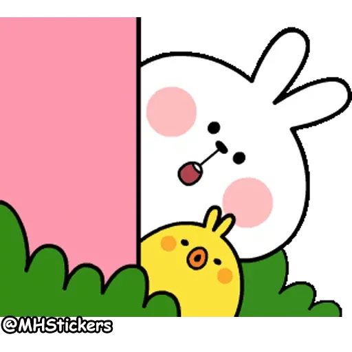 Rabbit - Sticker 30
