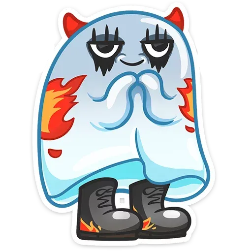 Ghosty - Sticker 5