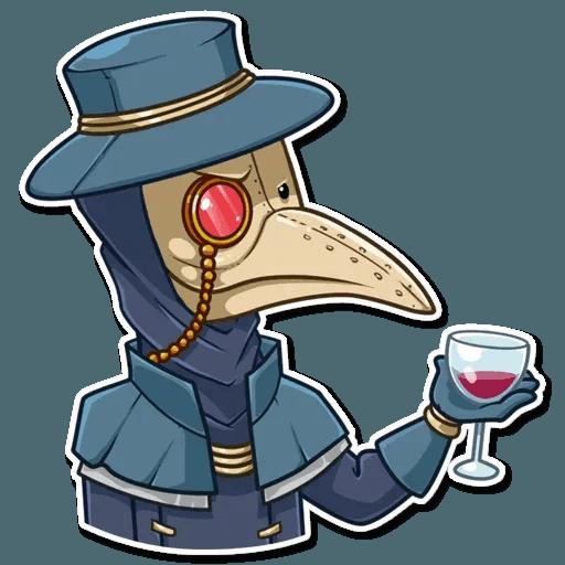 Plague M.D. - Sticker 22