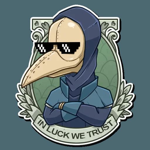 Plague M.D. - Sticker 6
