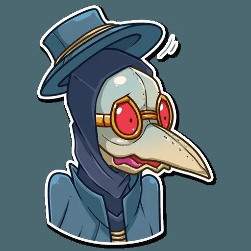 Plague M.D. - Sticker 23