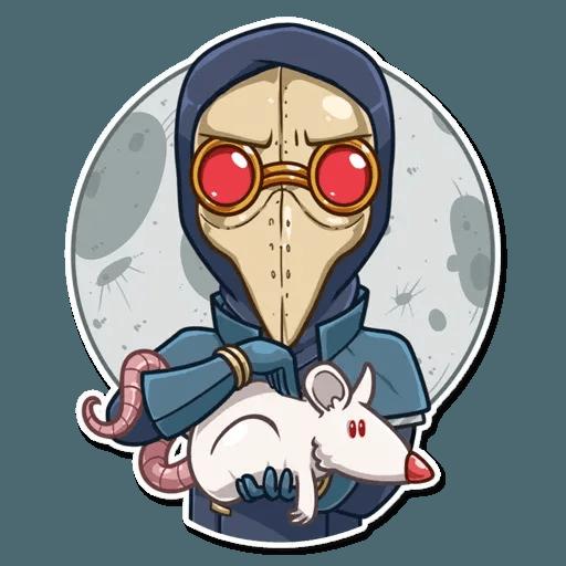 Plague M.D. - Sticker 13