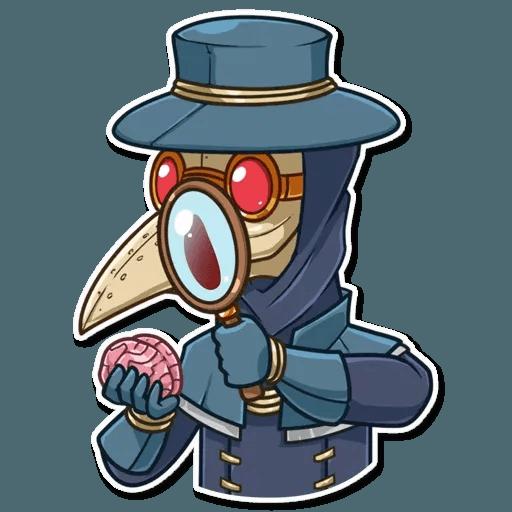 Plague M.D. - Sticker 12