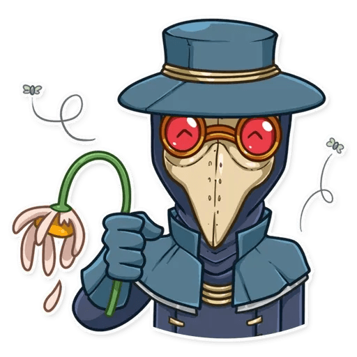 Plague M.D. - Sticker 18