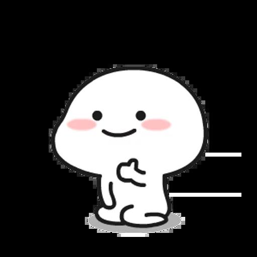 乖巧宝宝8 - Tray Sticker