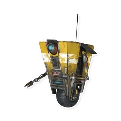 Borderlands - Sticker 5
