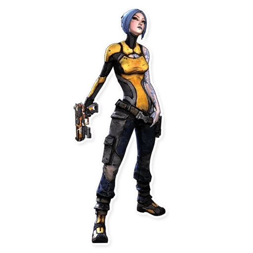 Borderlands - Sticker 3