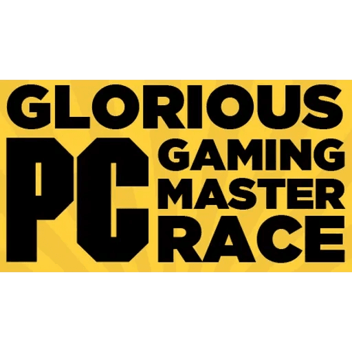 PC MASTER RACE - Sticker 15