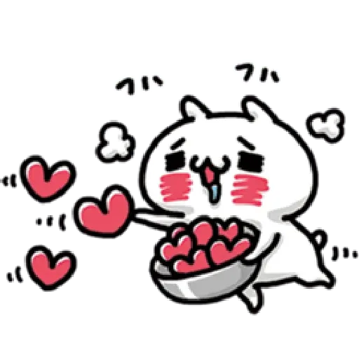 love cat - Sticker 18