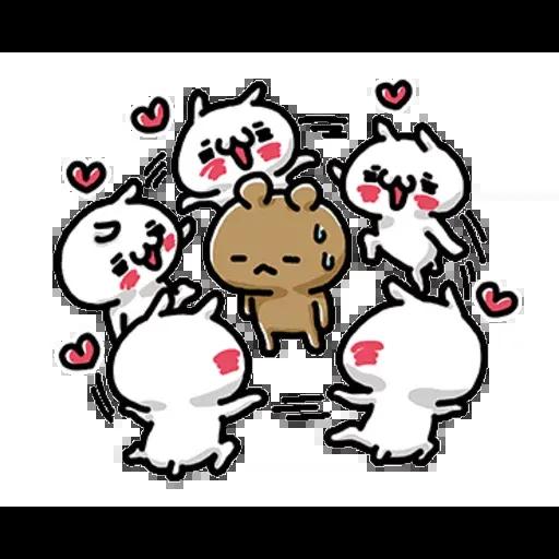 love cat - Sticker 14
