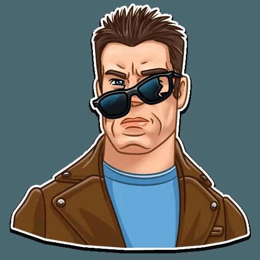 Terminator - Sticker 7