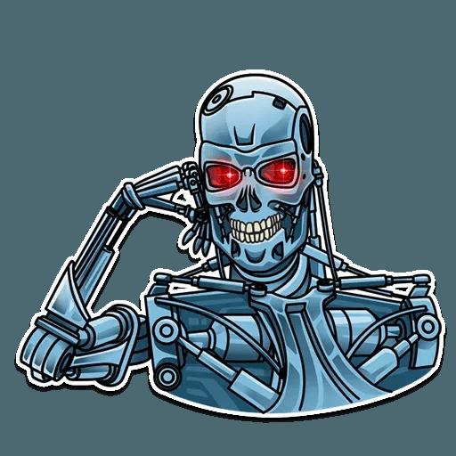 Terminator - Sticker 30