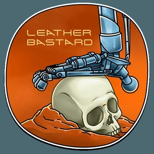 Terminator - Sticker 26