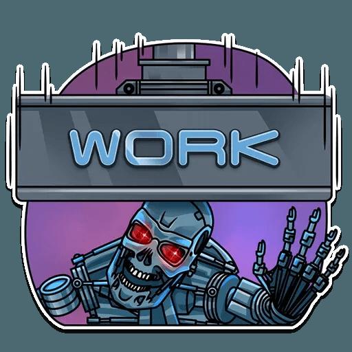 Terminator - Sticker 27