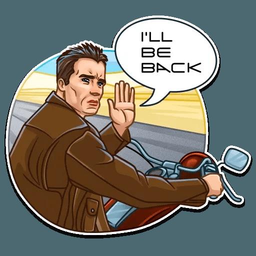 Terminator - Sticker 5