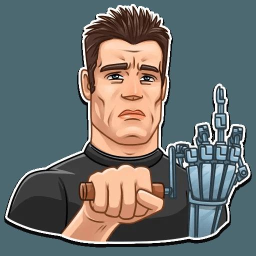 Terminator - Sticker 15