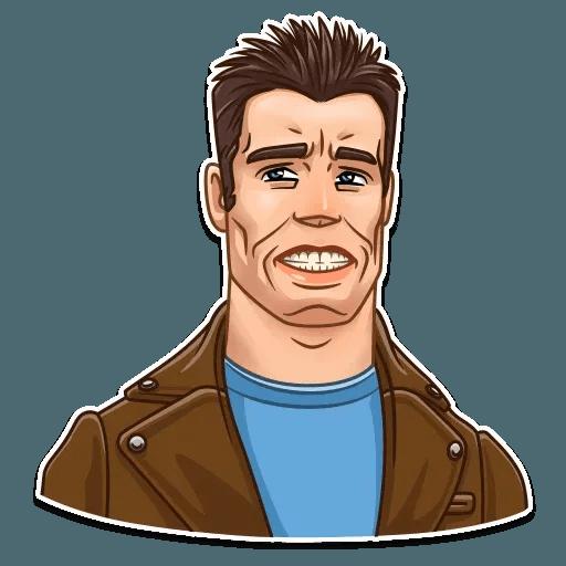 Terminator - Sticker 2