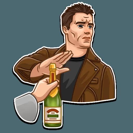 Terminator - Sticker 13