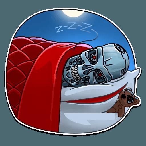 Terminator - Sticker 12