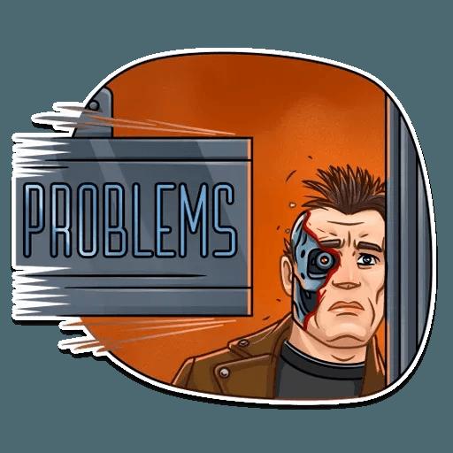 Terminator - Sticker 10