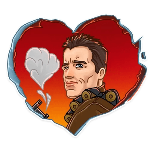 Terminator - Sticker 8