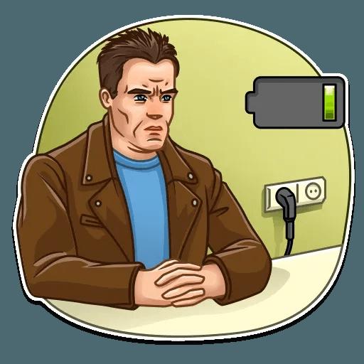 Terminator - Sticker 17