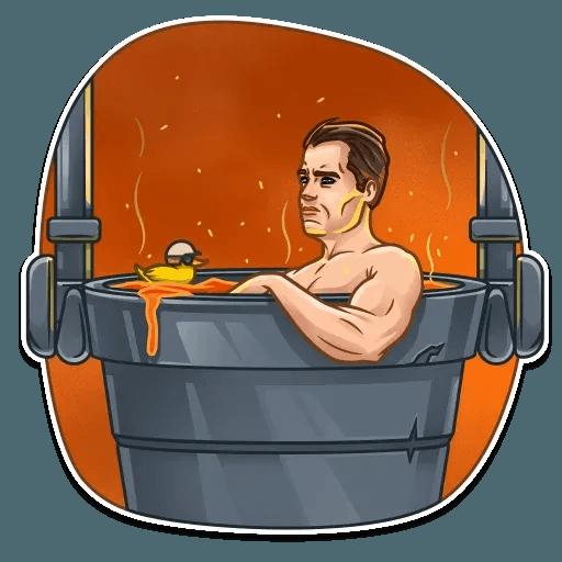 Terminator - Sticker 24