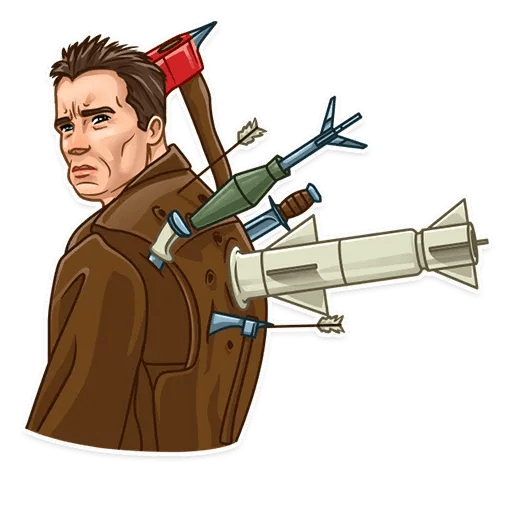Terminator - Sticker 25