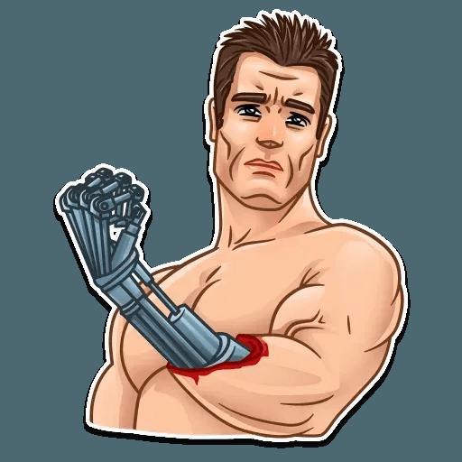 Terminator - Sticker 9
