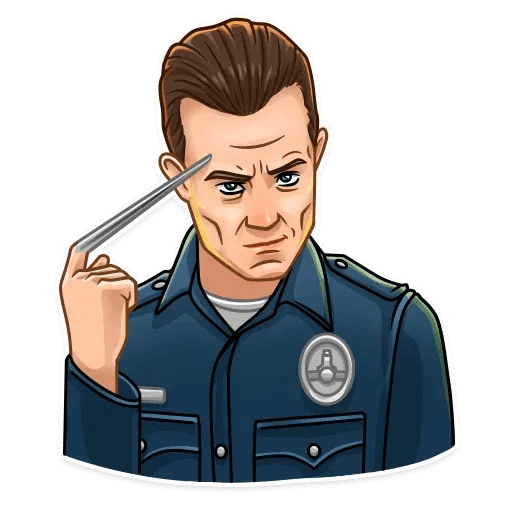 Terminator - Sticker 18