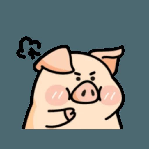 豬與蛙 2 - Sticker 10