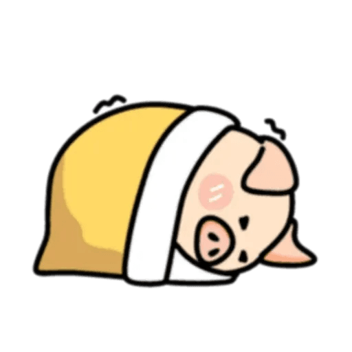 豬與蛙 2 - Sticker 5