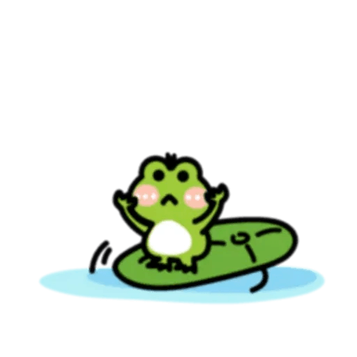 豬與蛙 2 - Sticker 16