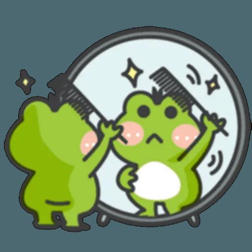 豬與蛙 2 - Sticker 4