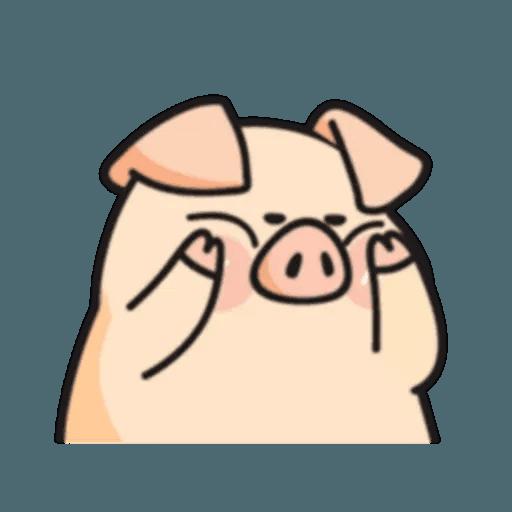 豬與蛙 2 - Sticker 6