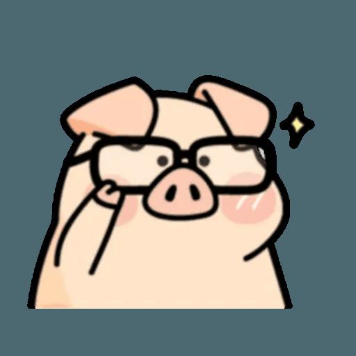 豬與蛙 2 - Sticker 26