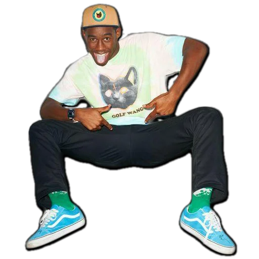 Tyler - Sticker 2