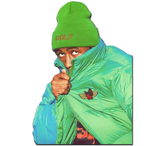 Tyler - Sticker 12