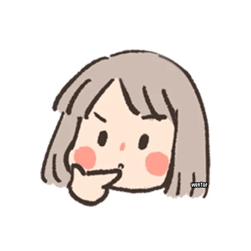 Girl - Sticker 16