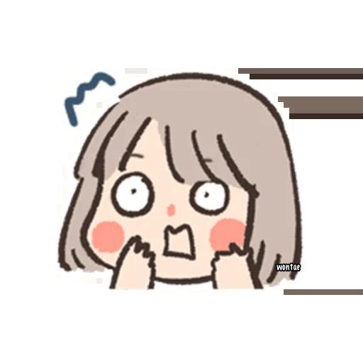 Girl - Sticker 17