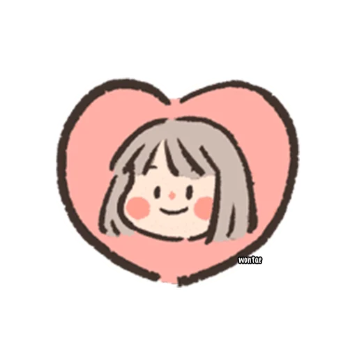 Girl - Sticker 1