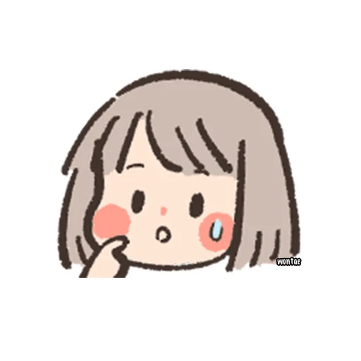 Girl - Sticker 2