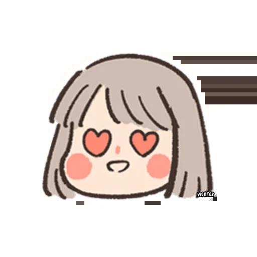 Girl - Sticker 11