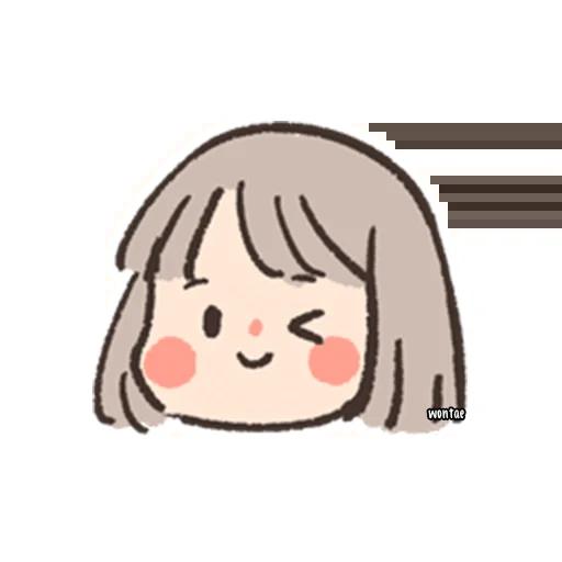 Girl - Sticker 14