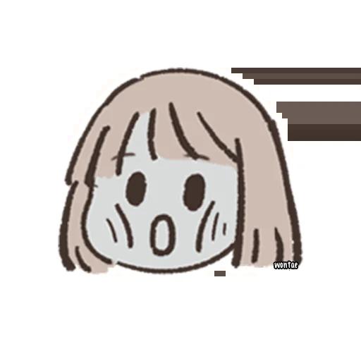 Girl - Sticker 6