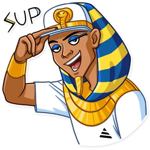 Pharaoh Vadidas - Sticker 5