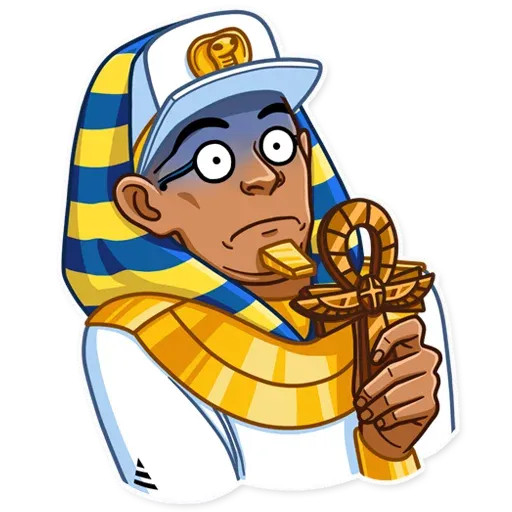 Pharaoh Vadidas - Sticker 4