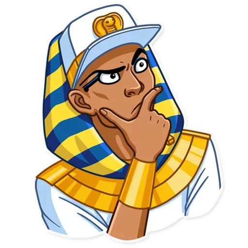 Pharaoh Vadidas - Sticker 16