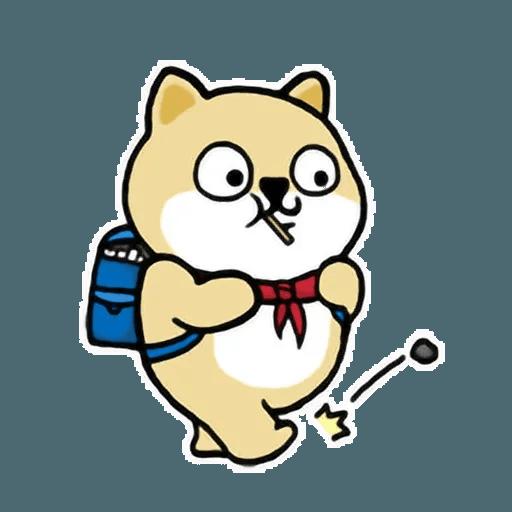 小肥柴7 - Sticker 16